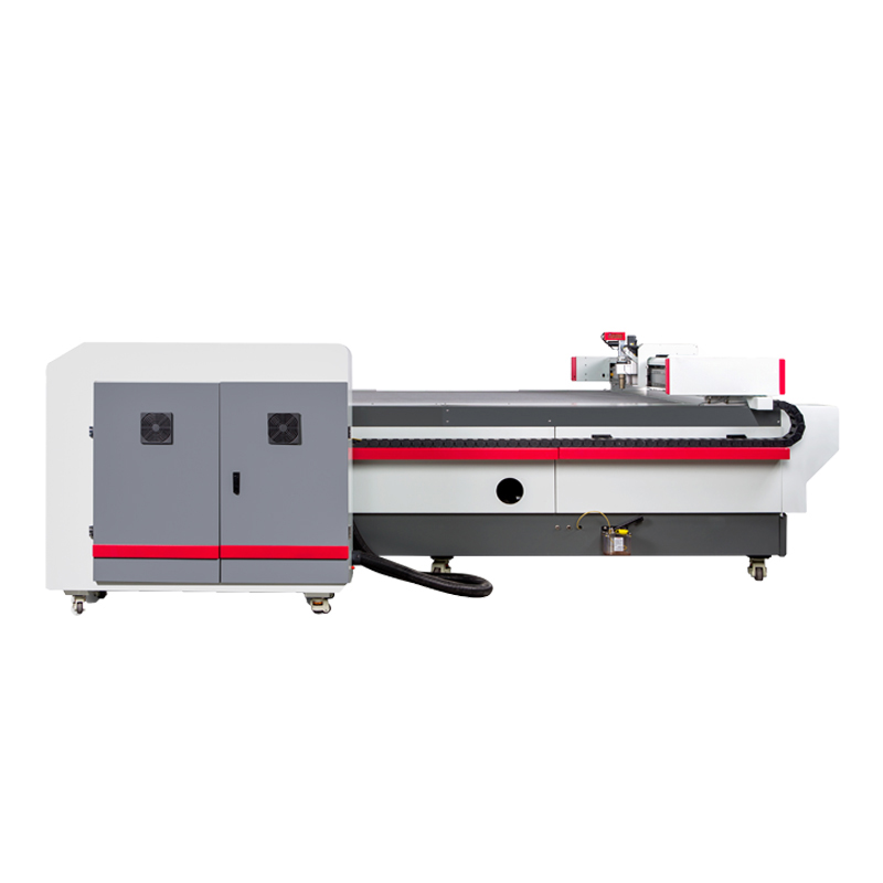 Automatic CNC Oscillating Knife Cutting for Packaging Corrugated Carton