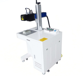 3D Dynamic Curve Relief Engraving Laser Marking Machine for Coin Brass Stainless Steel with Feeltek 3D Galvo Head