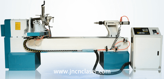 CNC Wood Turning Lathe With Spindle From China