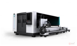Fiber Laser Cutting Machine For Metal Tubes