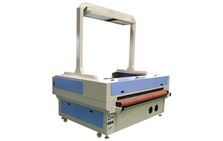 Laser Cutting Machine With CCD Camera
