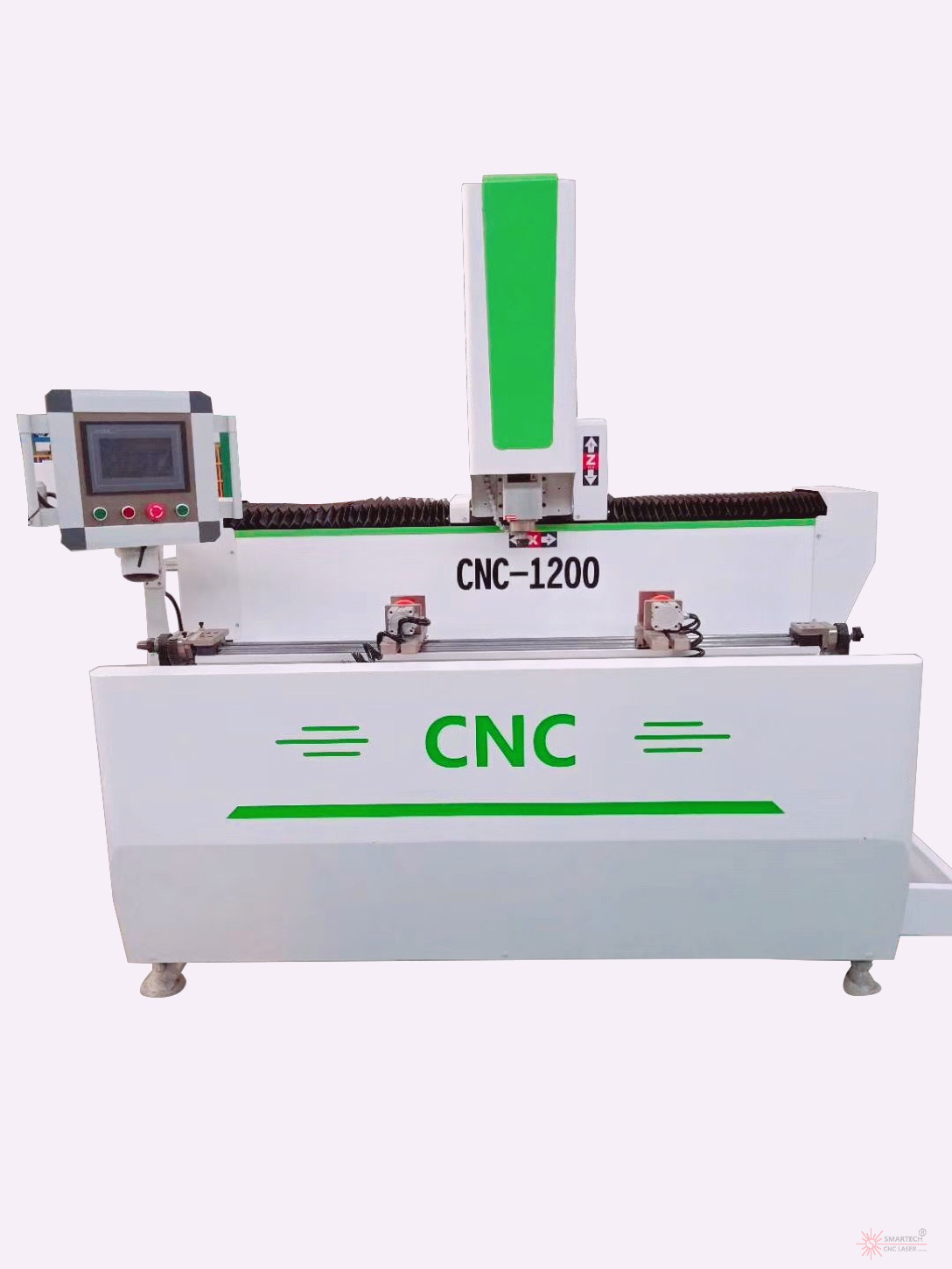 Cnc Machine for Aluminium Door Frame Drilling