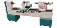 CNC Wood Turning Lathe Machine