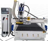Disc Style Tools Changer CNC Router ATC SMC1325 Series