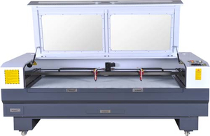 SJ1610/1810-2N Dual Head Laser Cutting Machine