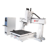 4 Axis 5 Axis Cnc Router for Plastic /Wood/ Foam /PE/Heavy Duty Industrial Moulds Making /multi-axis