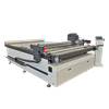 New Arrival Best Price Cnc Vibrating Machine for Fabric