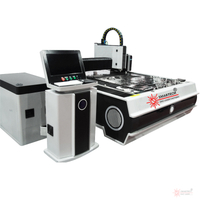 4kw Fiber Laser Cutting Machine