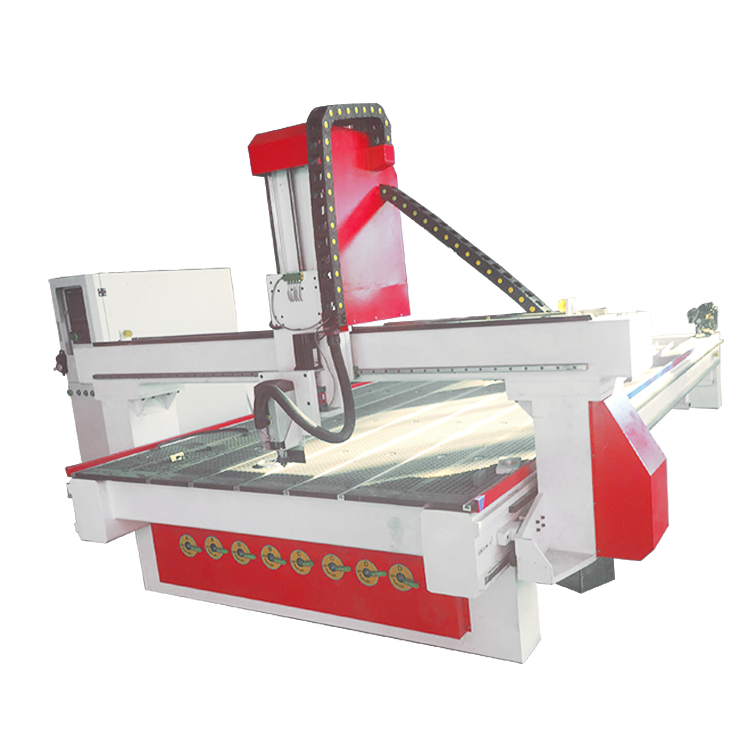 New Arrival Top Ranking Smartech Best Price 4 Axis Cnc Router